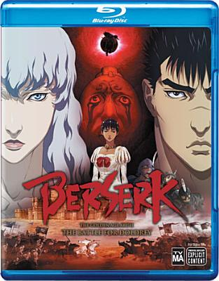 BERSERK:GOLDEN AGE ARC II/BATTLE FOR BY BERSERK (Blu-Ray)